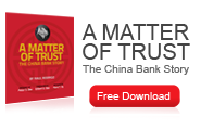 A Matter of Trust - A China Bank Story