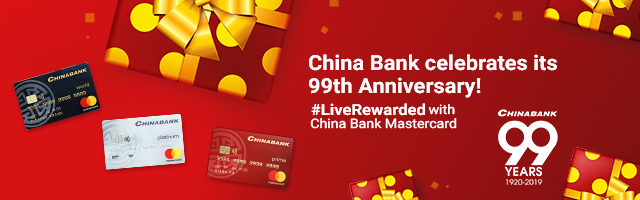 China Bank Credit Cards Special Offers and Promos - (CBC