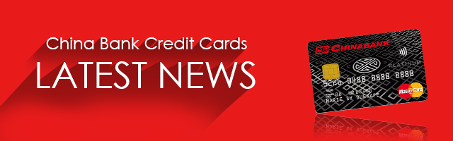 China Bank Mastercard Latest News