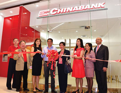 China Bank SM Aura Premier Branch opens; nationwide branch network now 321-strong