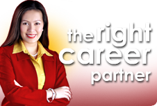 the right career partner